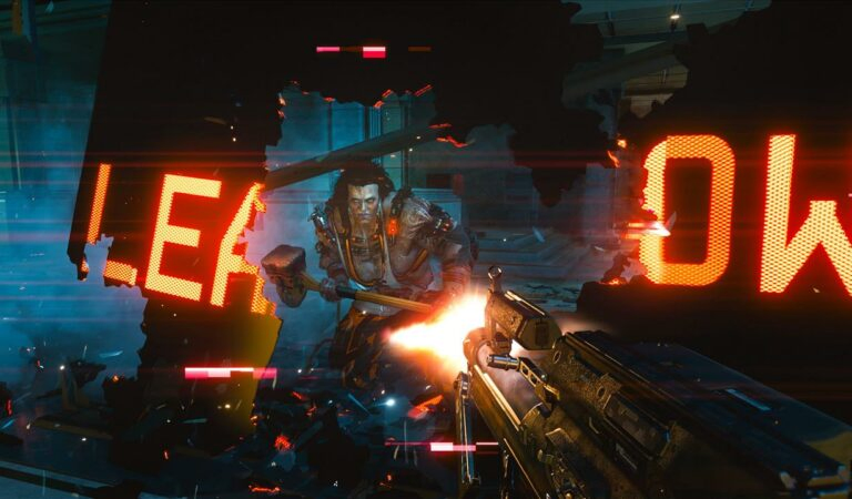 Physical Copies Of Cyberpunk 2077 & PS4 Gameplay Footage Leak