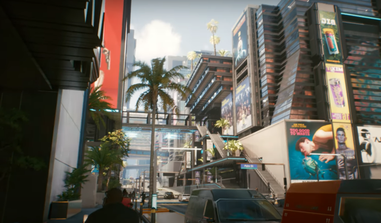 Official Cyberpunk 2077 Gameplay Trailer Released