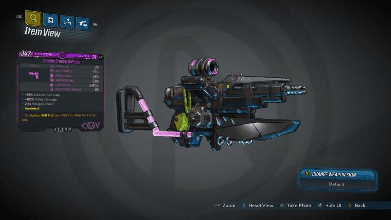 COV Gun