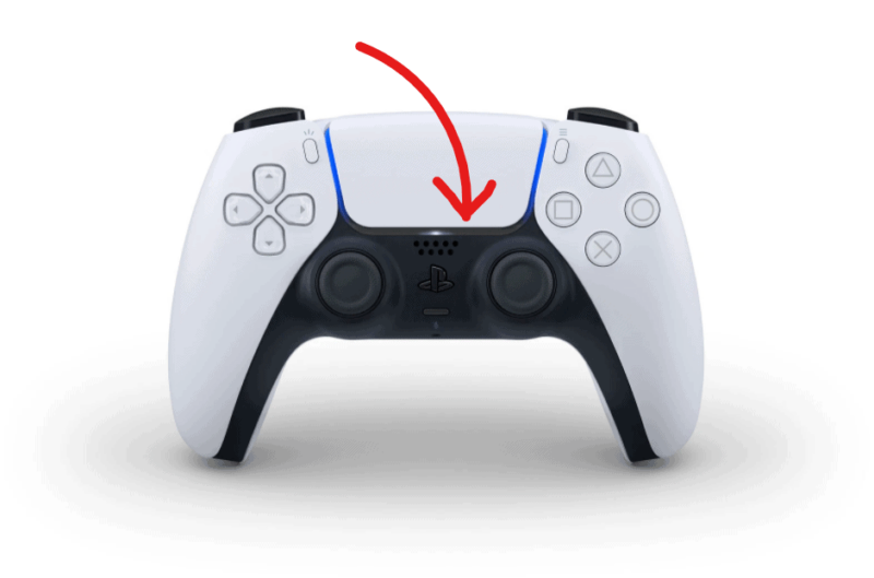 You can easily remove the black front plate of the controller without any tools