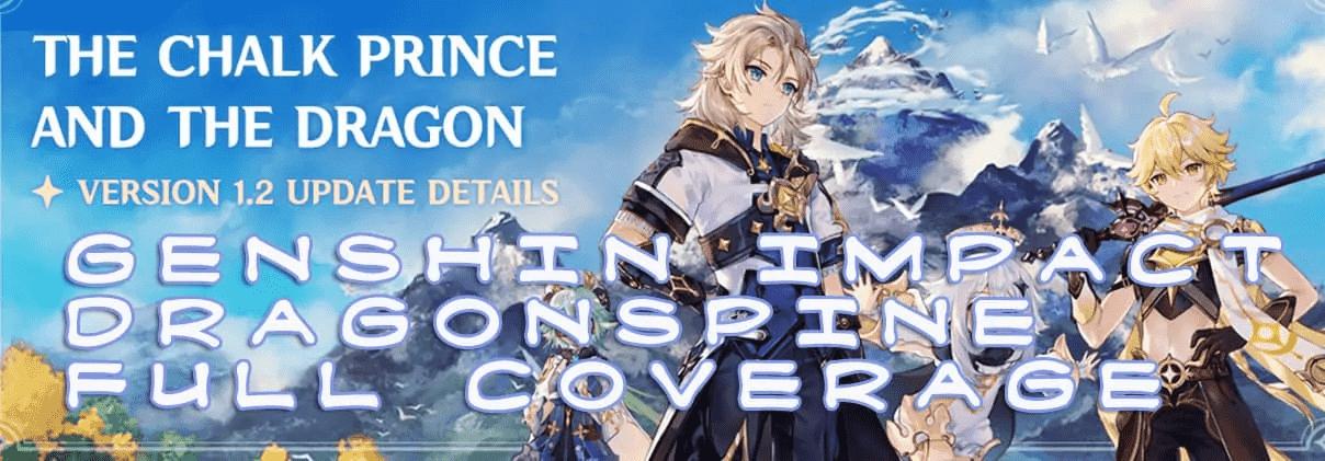 Genshin Impact Dragonspine Update News