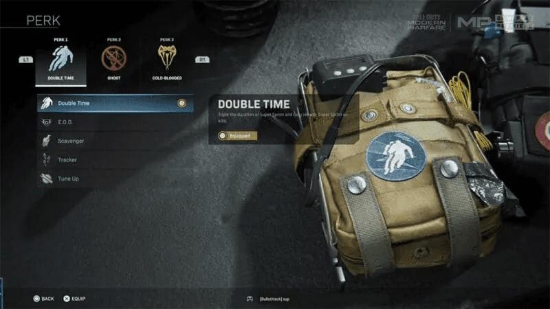 Perks in Call of Duty: Modern Warfare