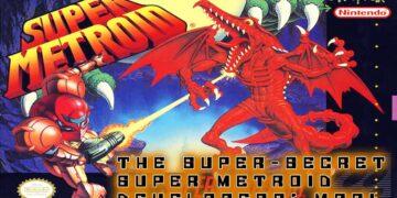 Super Metroid Featured Secret Map