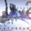 Scourge of the Past Walkthrough Featured
