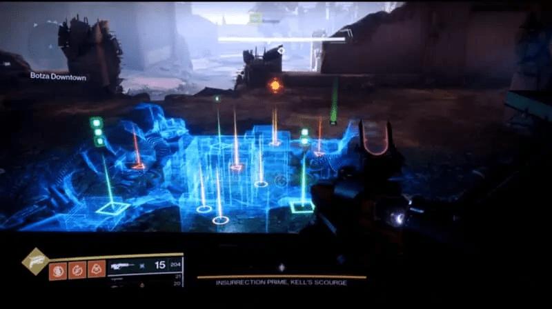 Insurrection Prime Map