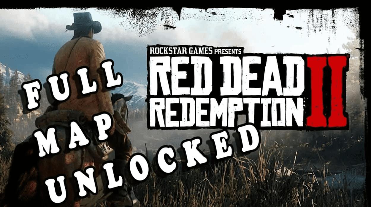 XFire.com Red Dead Redemption 2 Full Map Unlock Guide