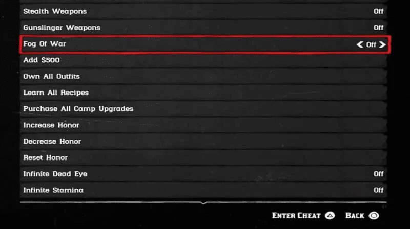 Read Dead Redemption Map Unlocked