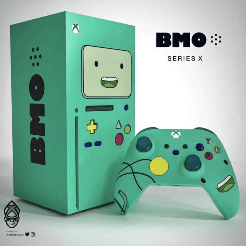 BMO Xbox Skin