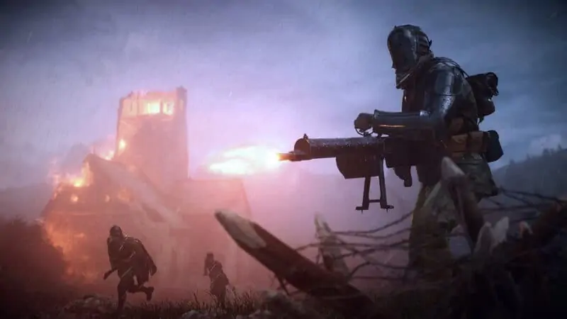 Battlefield 1 Best Guns