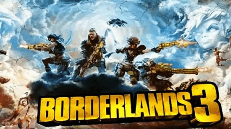 Borderlands 3 Promotion