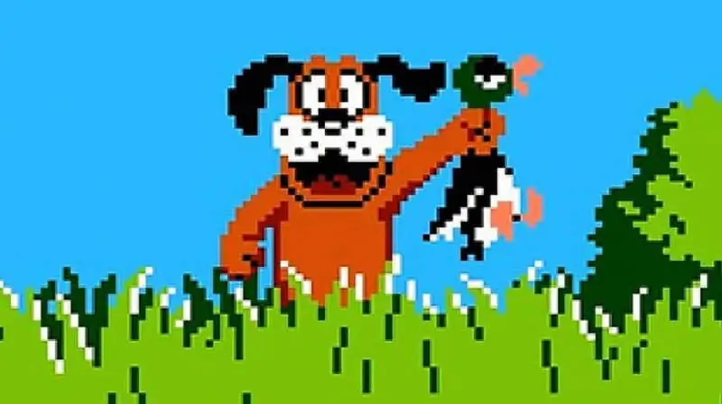 Duck Hunt Dog Xbox