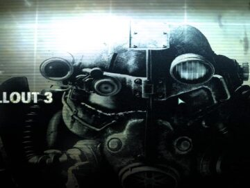 Fallout 3 Opening Power Armor