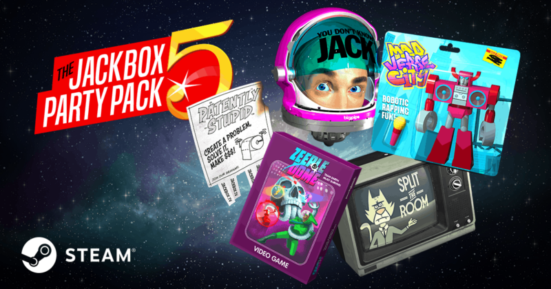 Jackbox Party Pack 5