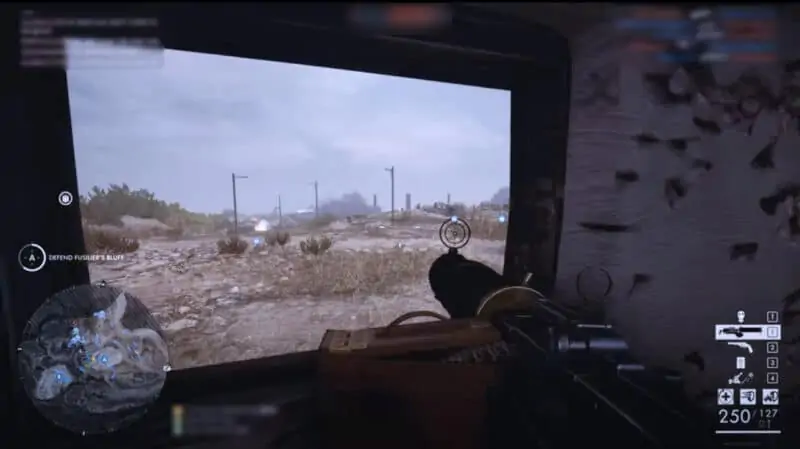 M1917 in Action