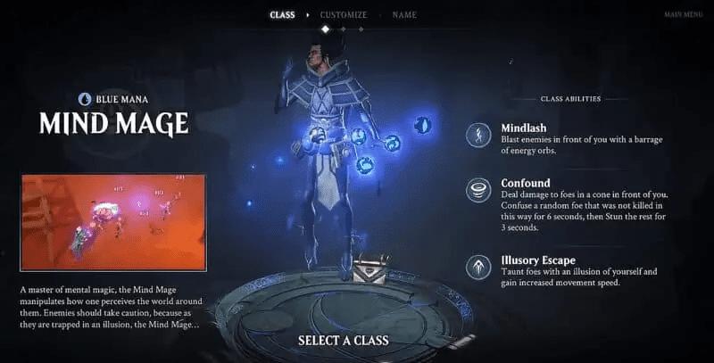Magic Legends Mind Mage