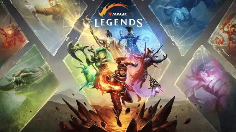 Magic Legends Promo