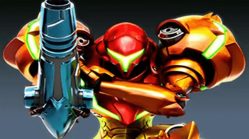 Samus Metroid XBox