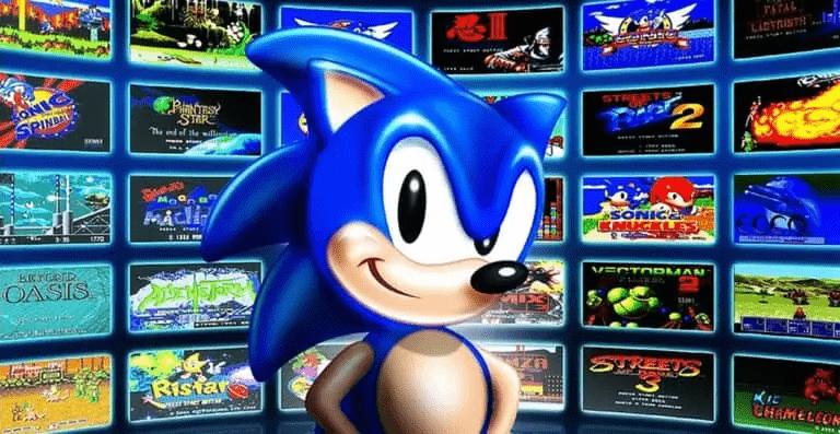 Sega-Sonic-Greatest-Genesis
