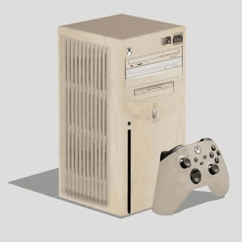 Sleeper PC Xbox Series X