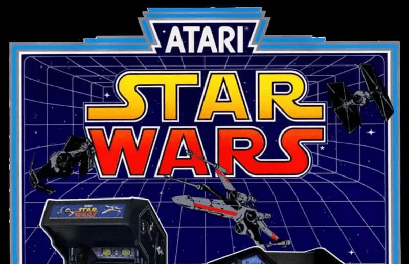 Star Wars Atari Arcade