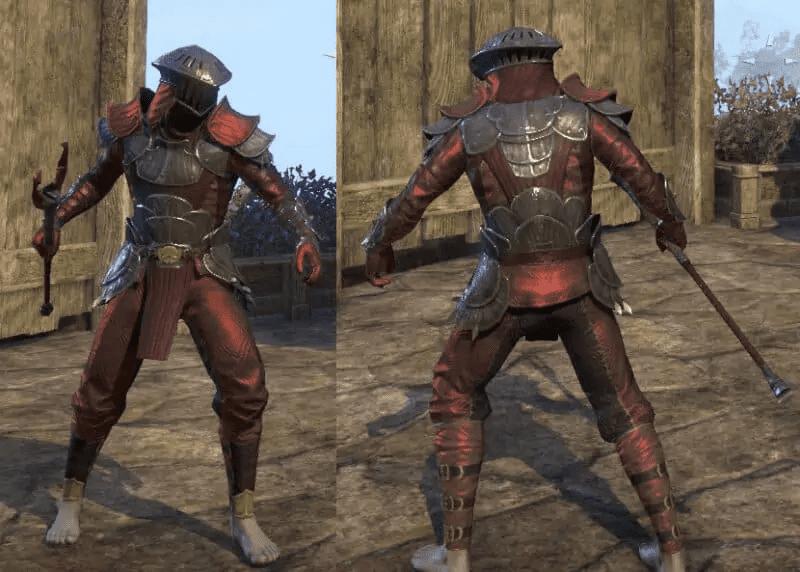 War Maiden's Breeches Armour