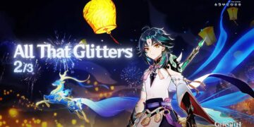 Xiao All that Glitters 2-3-2021