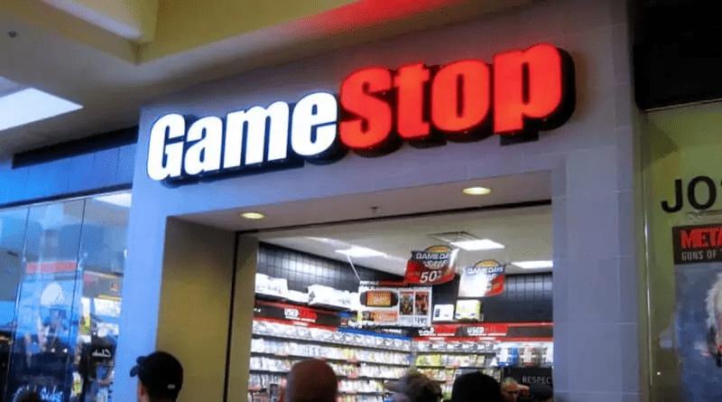 Gamestop-line