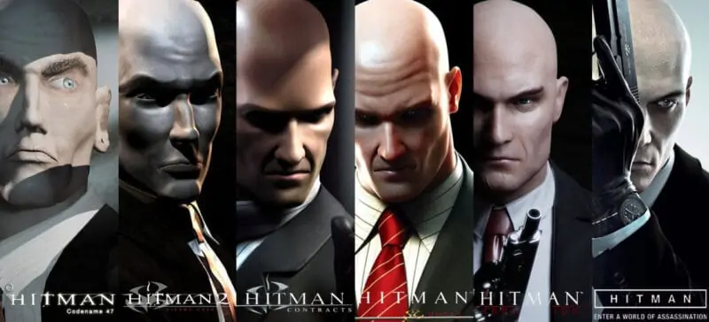 Recommended Play Order for the Hitman Games