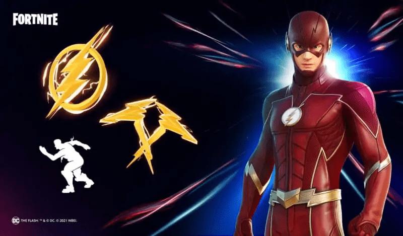 The-Flash-Fortnite-Bundle
