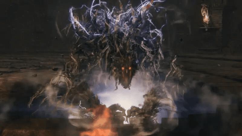 Abhorrent Beast from Bloodborne