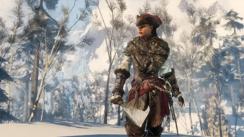 Aveline de Grandpré from Assassin's Creed III Liberation