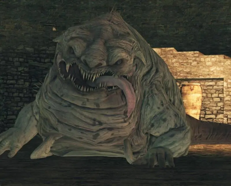 Covetous Demon from Dark Souls 2