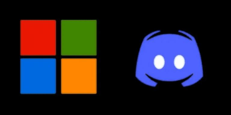 Microsoft-Discord