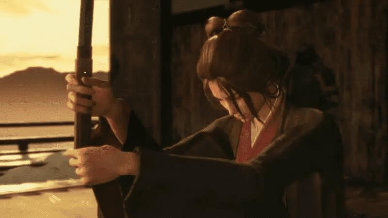 Emma, The Gentle Blade - Sekiro