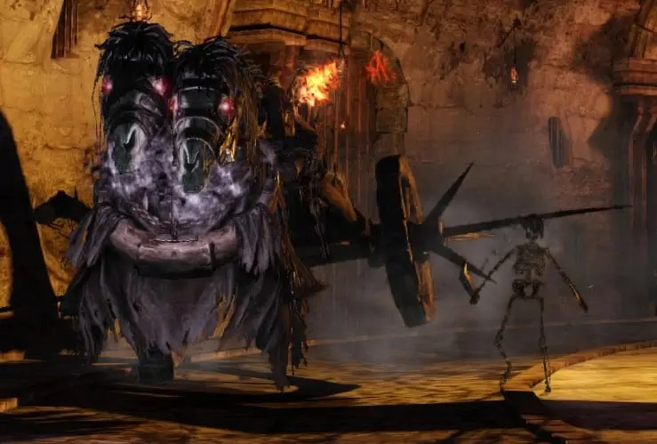 Executioner's Chariot from Dark Souls 2