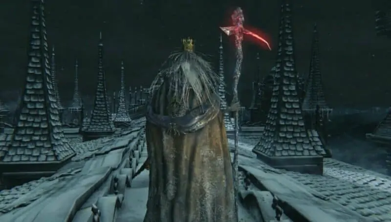 Martyr Logarius from Bloodborne