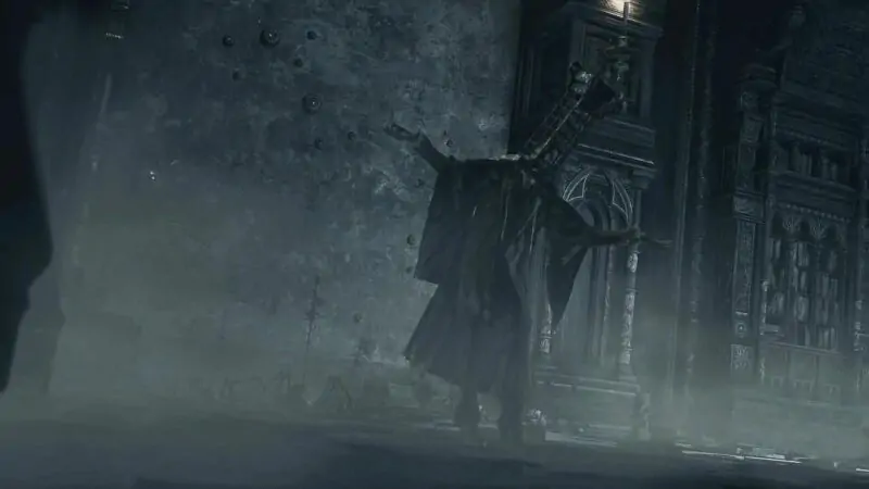 Micolash, Host of the Nightmare from Bloodborne