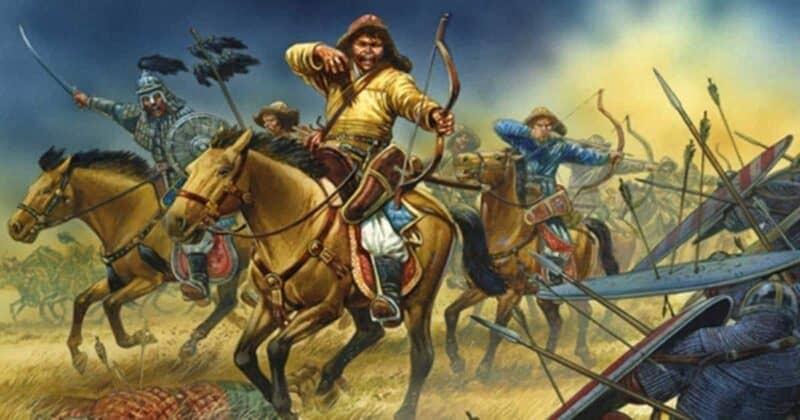 Mongolian Fighters