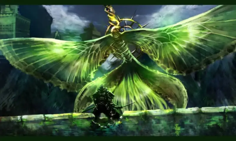 Moonlight Butterfly from Dark Souls