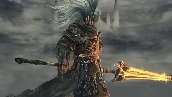 Nameless King from Dark Souls 3