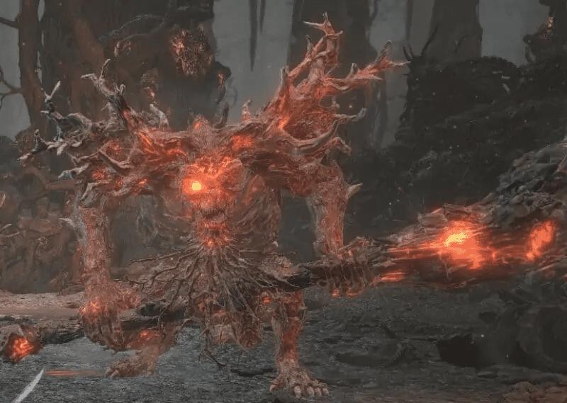Old Demon King from Dark Souls 3