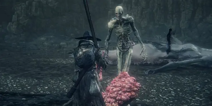 Orphan of Kos from Bloodborne
