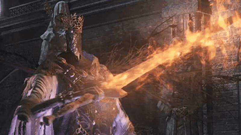 Pontiff Sulyvahn from Dark Souls 3