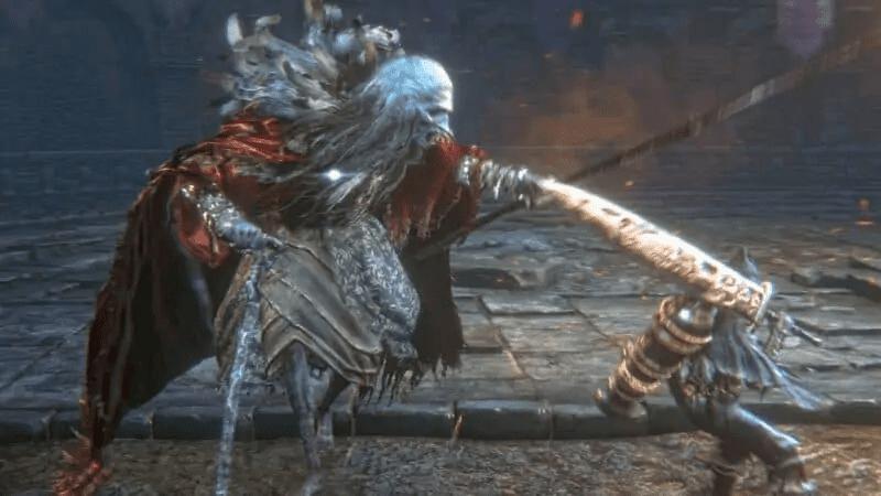 Pthumerian Elder from Bloodborne