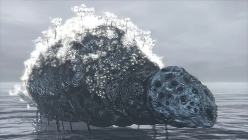 Rom, the Vacuous Spider from Bloodborne