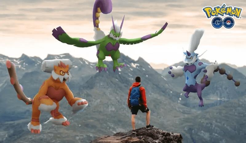 Pokemon Go Season of Legends Event