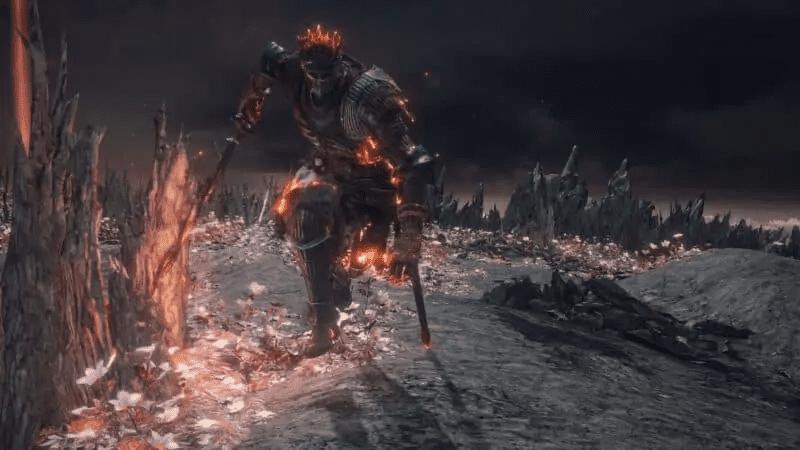 Soul of Cinder from Dark Souls 3