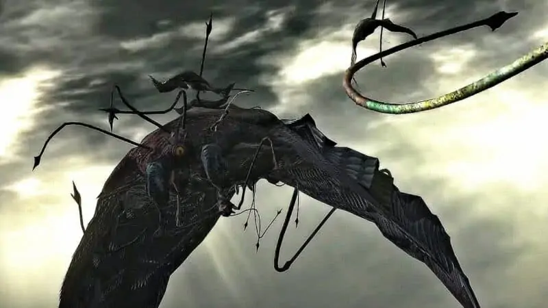 Storm King from Demon's Souls