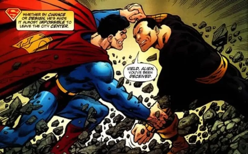Black-Adam-vs-Superman