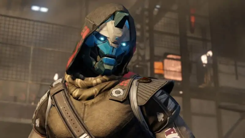 Cayde 6 from Destiny